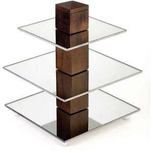 APS Buffet Tower | Birch wood | 25x25x (H) 30.5 cm