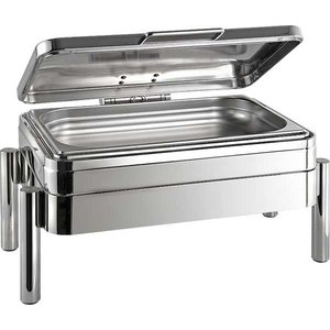 APS Chafing Dish | GN 1/1 | Premium | Stainless steel | 9 Liter | 660x480x (H) 330mm