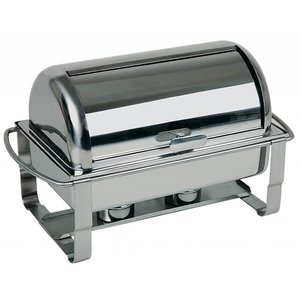 APS Chafing Dish Caterer | RVS | 9 Liter | 670x350x(H)350mm