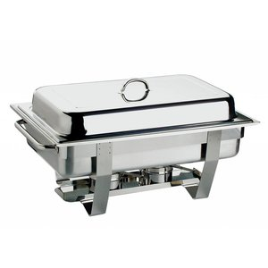 APS Chafing Dish Chef | RVS | 1/1GN | 9 Liter | 610x310mm