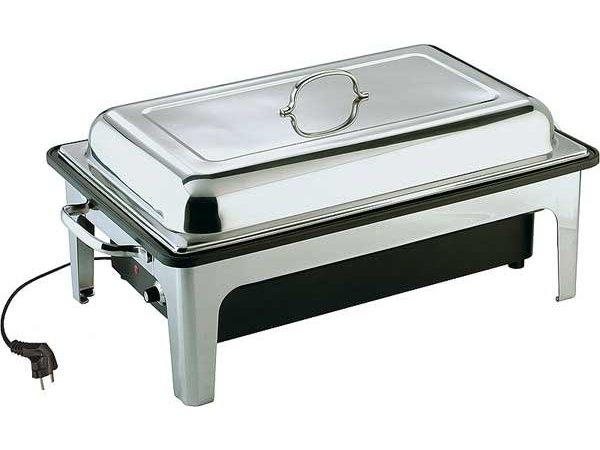 APS Chafing Dish Sunnex | 1/1GN | RVS | 9 Liter | 630x360x(H)290mm
