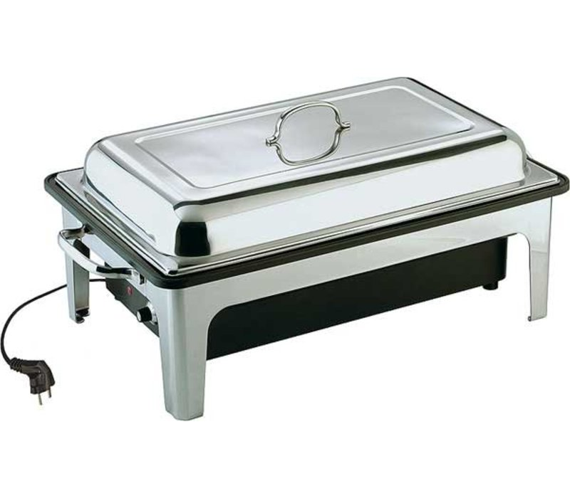 APS Chafing Dish Sunnex   1 / 1GN   Stainless steel   9 Liter   630x360x (H) 290mm