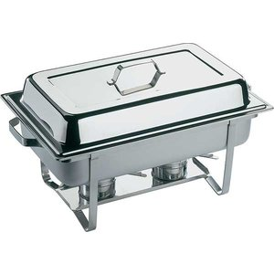 APS Chafing Dish Trio | RVS | 610x360x(H)290mm