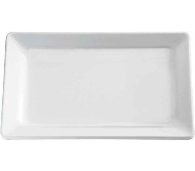 APS Scale Pure | Rectangle | Melamine White | 650x265 (H) 30mm