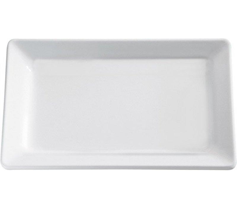 APS Skale Rein | Rechteckig | Melamin Weiß | 650x265 (H) 30 mm