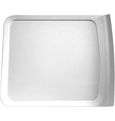 APS Presentation Scale | Melamine White | Dishwasher-safe | 320x270 (h) 24 mm