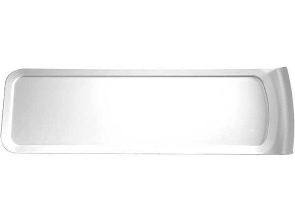 APS Scale - CASCADE - Spülmaschinenfest - Melamin White - 520x160x (h) 24 mm