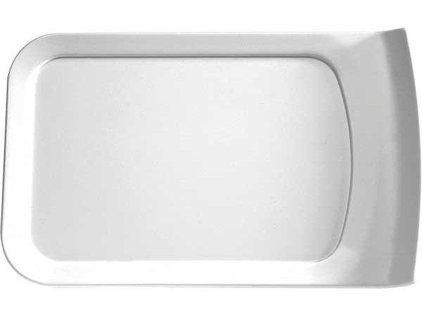 APS Schaal Cascade | Rechthoekig | Melamine Wit | 260x160x(H)24mm