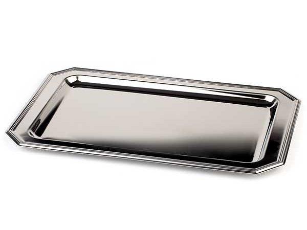 APS Schaal Elegance | Rechthoekig | RVS | 401x260mm