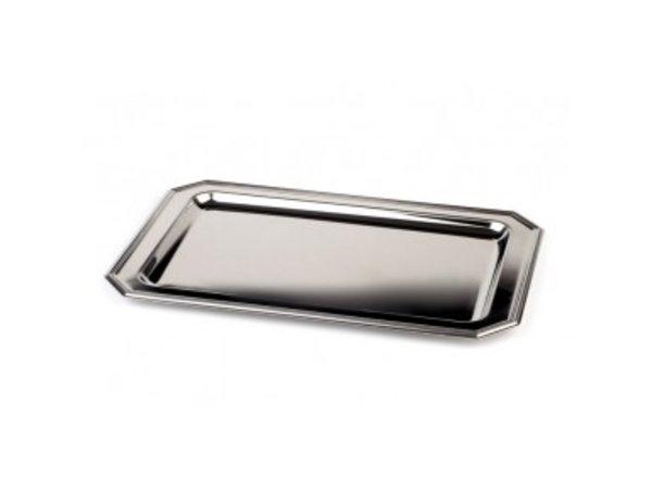 APS Skalieren Elegance | Rechteckig | Edelstahl | 480x300mm