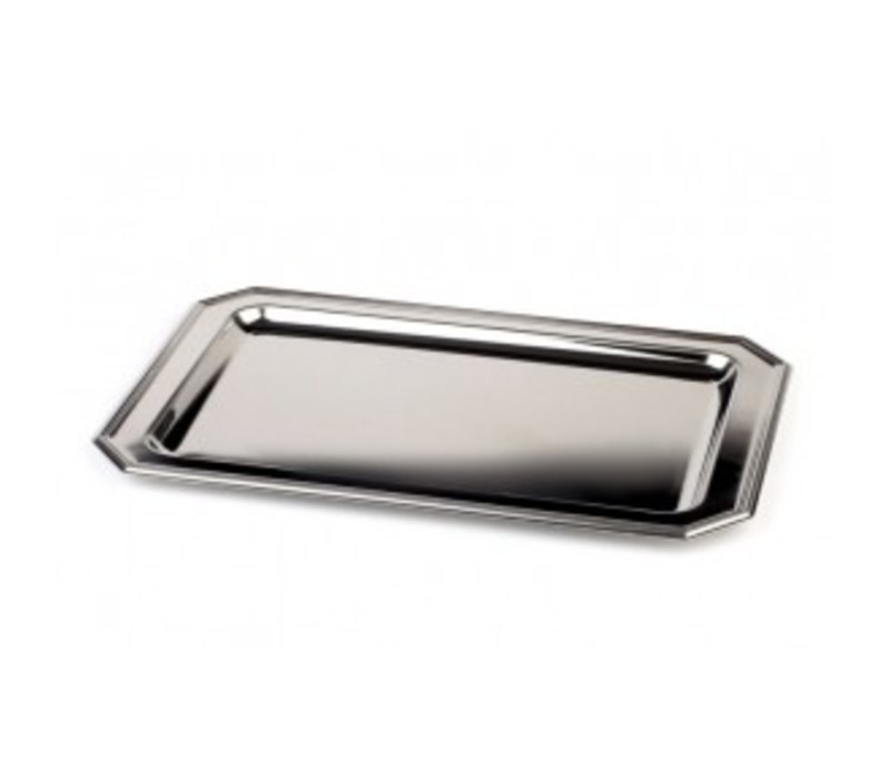 APS Scale Elegance   Rectangle   Stainless steel   480x300mm