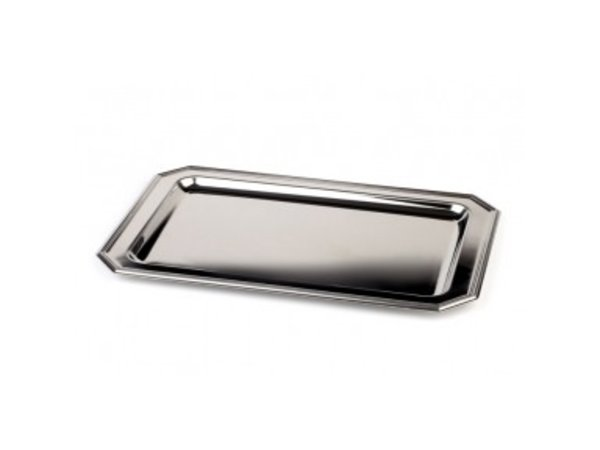APS Scale Elegance | Rectangle | Stainless steel | 600x370mm