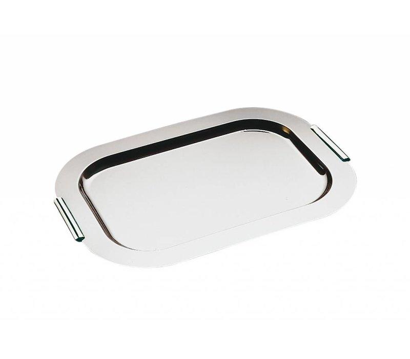 APS Skalieren Finesse | Rechteckig | Edelstahl | 440x310mm