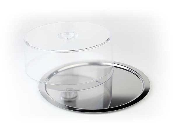 APS Scale | FINESSE | Stainless Steel | Luran Cover | 380x (100) mm