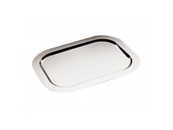 APS Scale Finesse | Rectangle | Stainless steel | 350x240mm