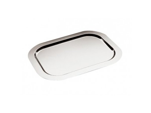 APS Scale Finesse | Rectangle | Stainless steel | 390x260mm