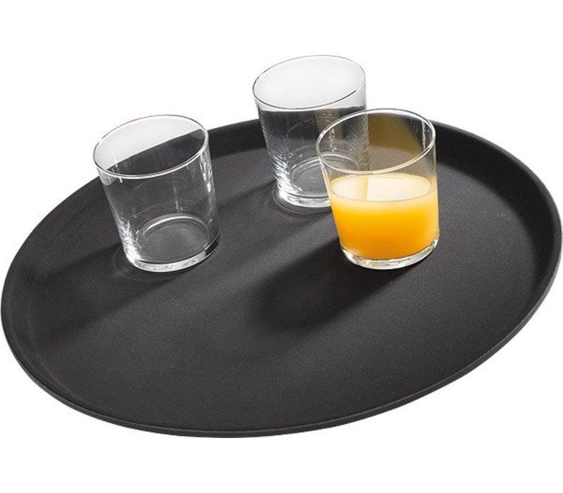 APS Skalieren Gastro | Black | Rutschfeste | Ø405x (H) 20 mm