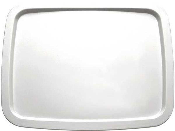 APS Presentation Scale | GN 1/1 | Melamine White | Dishwasher-safe | 530x325 mm