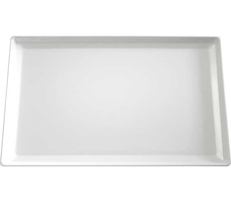 APS Scale Float | Rectangle | Melamine White | 530x325x (H) 30mm