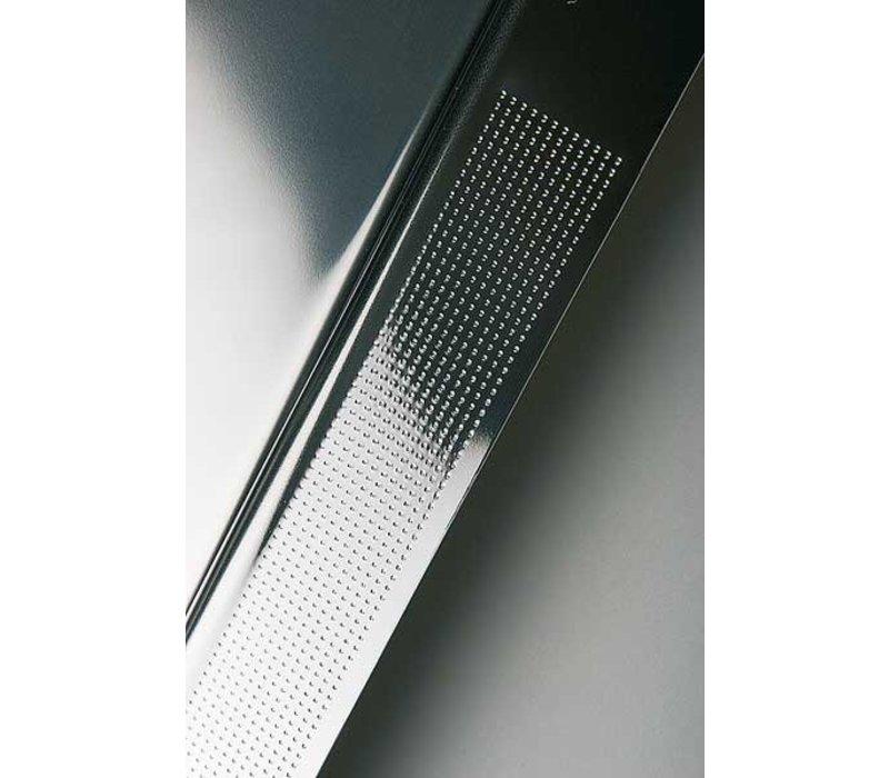APS Schaal GN 1/1   Star   Roestvrij staal   530x325 mm