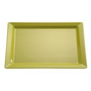 APS Schaal Pure   Rechthoekig   Melamine Groen   GN 1/2   325x265(H)30mm