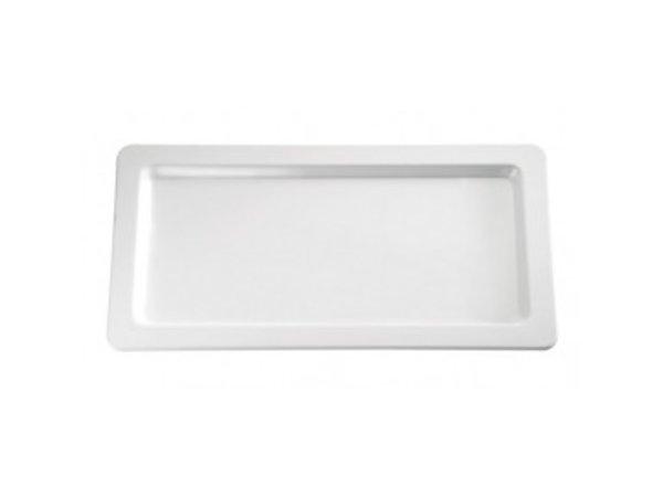 APS Scale GN 1/3 | Melamine White | 325x175x (H) 25mm
