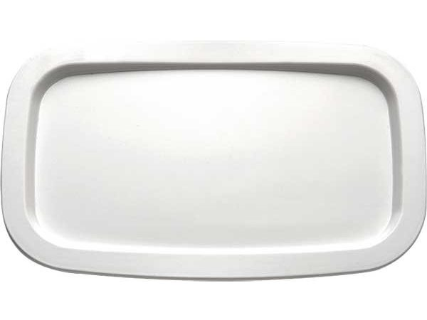 APS Waage | Rechteckig | Melamin Weiß | GN 1/4 | 265x162mm