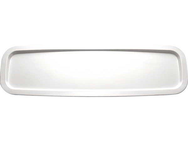 APS Schaal Basket GN 2/4 | Rechthoekig | Melamine Wit | 530x162mm