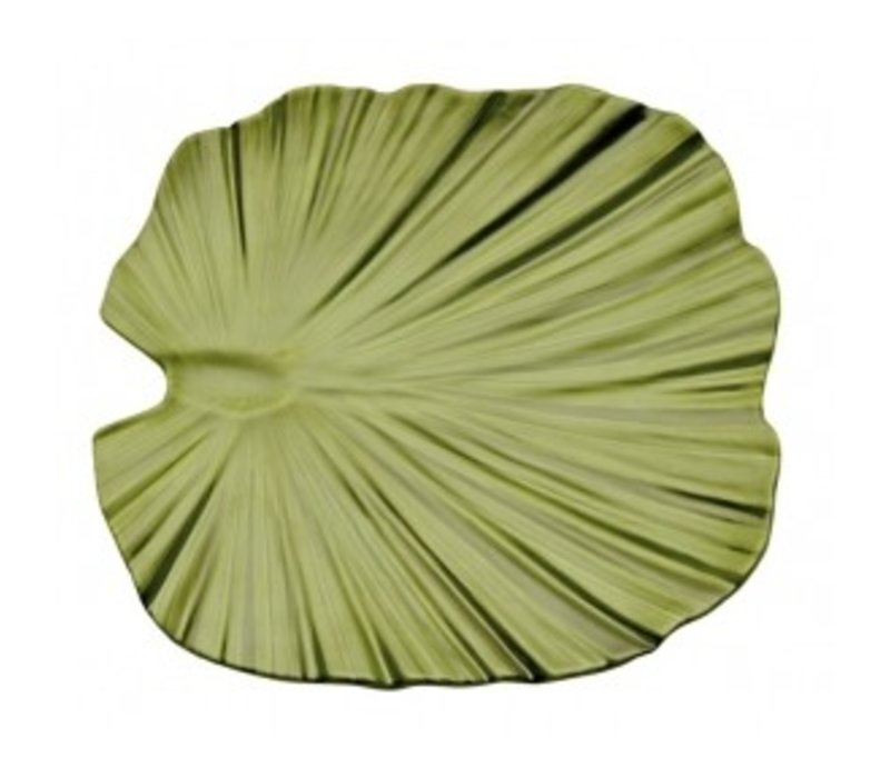 APS Schaal - Natural Collection - Melamine Zwart - Vaatwasserbestendig - ca.270x270x45 mm