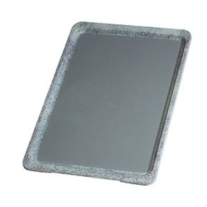 APS Skalieren Rechteckig | Rutschfeste | Grau | GN 1/1 | 530x325mm