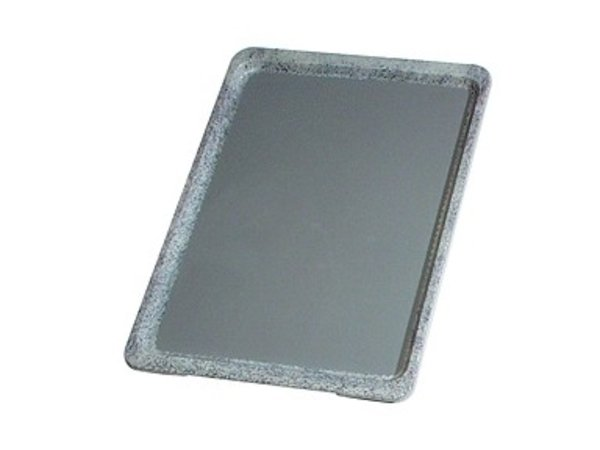 APS Scale Rectangle | Non Slip | Gray | GN 1/1 | 530x325mm
