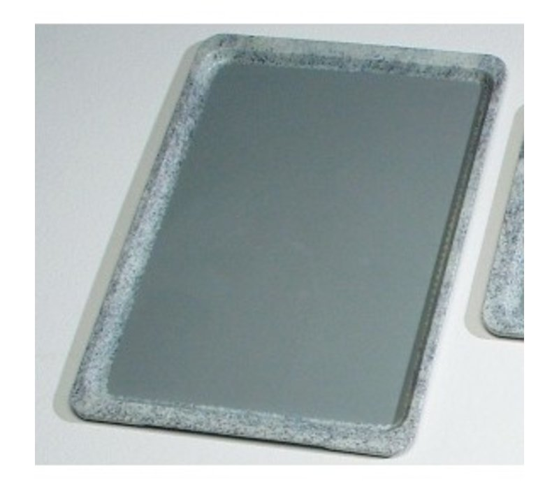 APS Scale Rectangle | Polypropylene | Stackable | 530x370mm