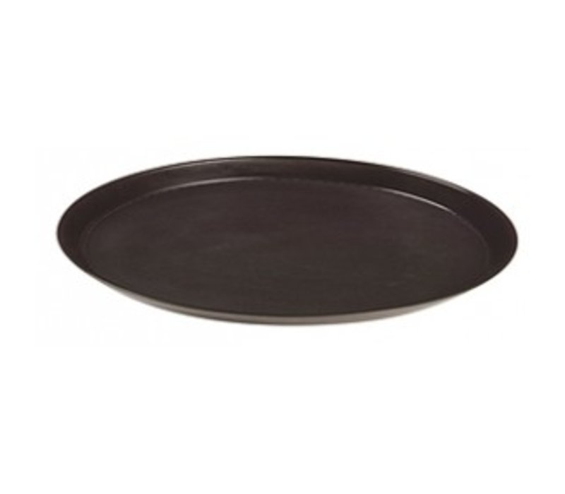 APS Maßstab Anthrazit | Oval | Stapelbar | 29x21cm