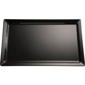 APS Scale Pure | Rectangle | Melamine Black | 400x300x (H) 30mm