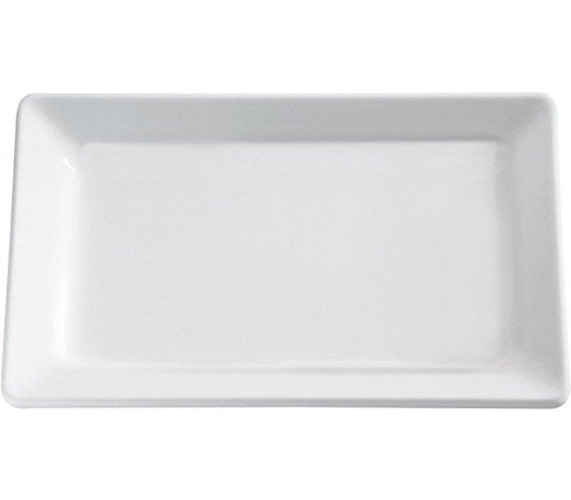 APS Scale Pure   Rectangle   Melamine White   600x400x (H) 30mm