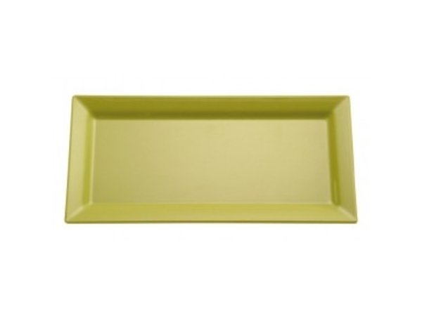 APS Scale Pure | Rectangle | Melamine Green | 355x180x (H) 30mm