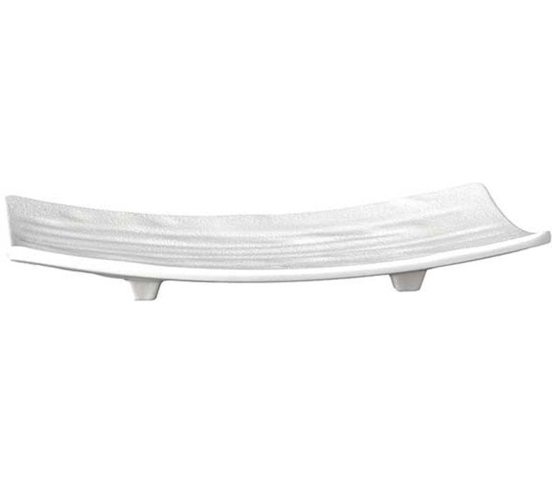 APS Schaal rechthoekig / Sushiboard - Vaatwasbestendig - ca. 220x120x(h)30 mm