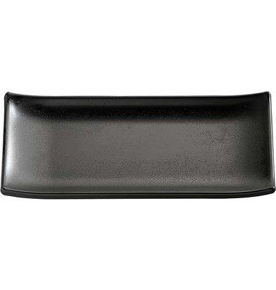 APS Maßstab rechteckigen / Sushi Board - Spülmaschinenfest - ca. 225x95x (h) 30 mm