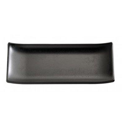 APS Schaal rechthoekig / Sushiboard - Vaatwasbestendig - ca. 225x95x(h)30mm