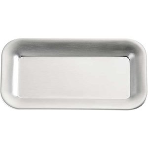 APS Scale Rectangle | Stainless steel | 200x110mm