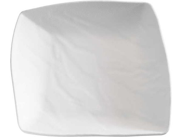 APS Scale - ZEN - Melamin White - Spülmaschinenfest - ca. 230x235x (h) 55 mm