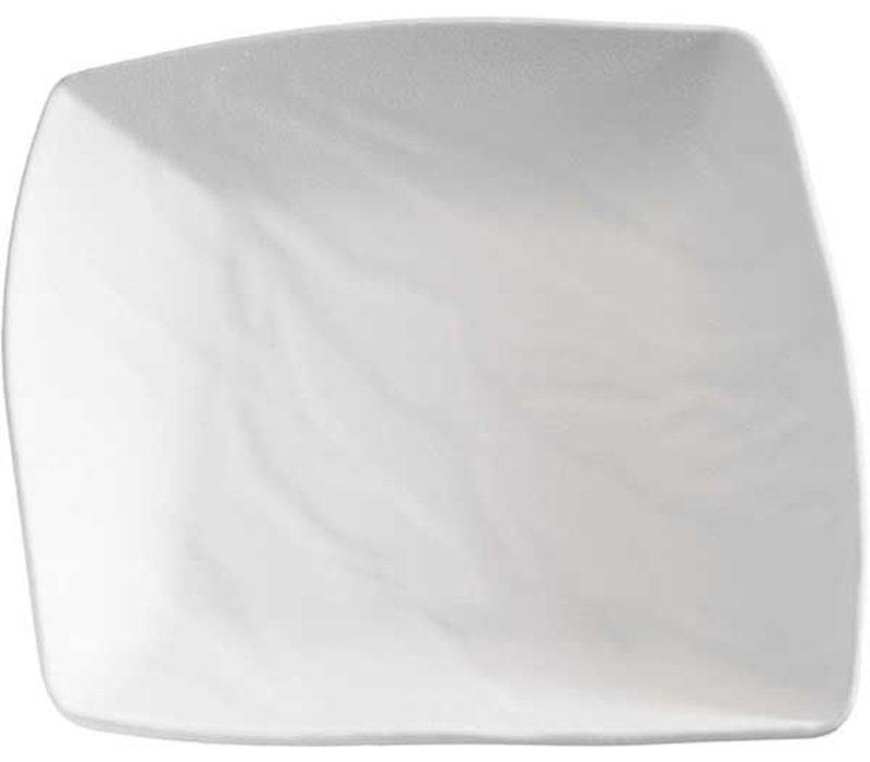 APS Scale - ZEN - Melamine White - Dishwasher safe - approx 230x235x (h) 55 mm
