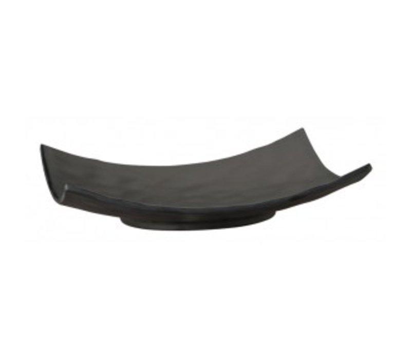 APS Scale - ZEN - Melamine Black - Dishwasher safe - 200x200x (h) 45 mm