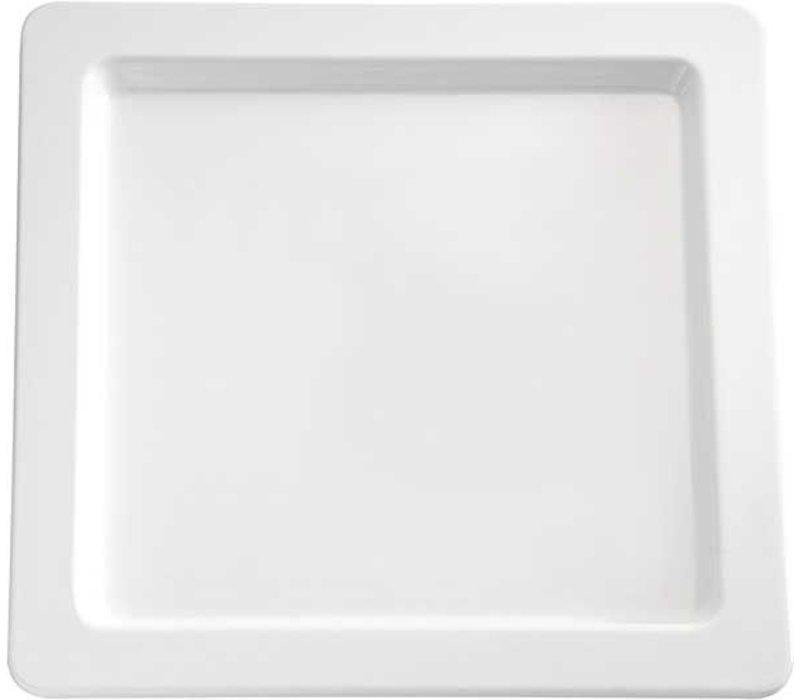 APS Presentation-Skala | Melamin Weiß | square | Durable | 330x330 mm (H) 25 mm