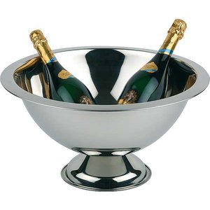 APS Champagne Bowl - Polished stainless steel - Ø45cm x 23 (H) cm