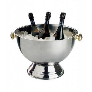 APS Champagne bowl 13.5 liter round - Ø42cm x 30 (H) cm