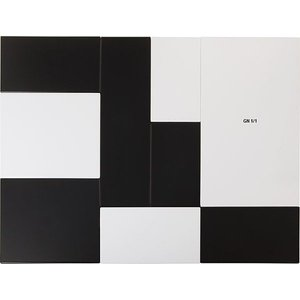 APS Tray Null | Melamin Weiß | GN 1/1 | 53x32,5x (H) 1,5 cm