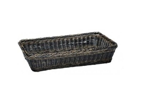 APS GN 1/4 Buffet Basket - 265x162x (h) 65mm