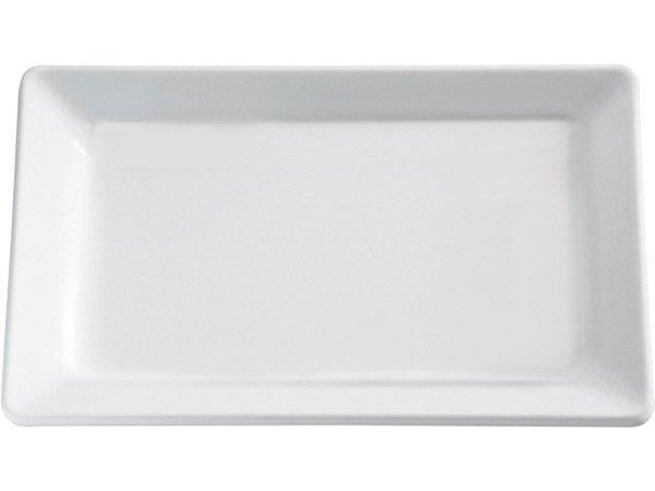 APS Presentatieblad Pure | Melamine Wit | GN 2/3 | 35,4x32,5x(H)3cm