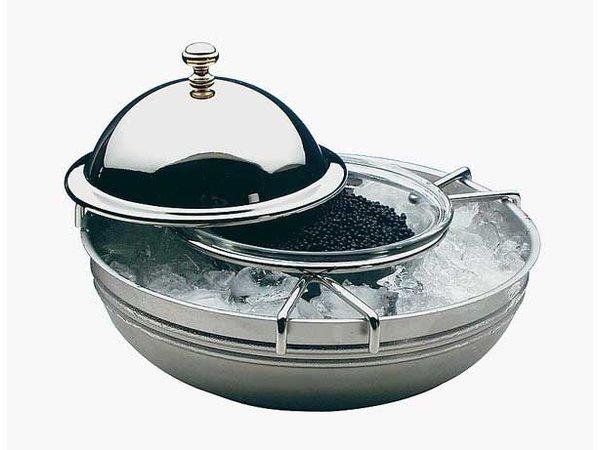 APS Caviar Cooler | Stainless steel | Ø 18cm